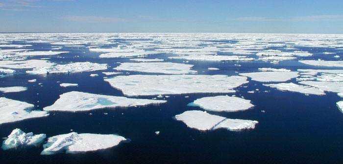 Тающие ледники