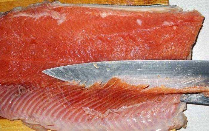 Посолить рыбу в домашних условиях кету в 112
