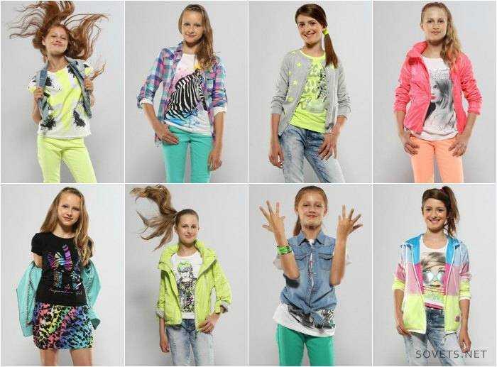 повседневная модная одежда для девочек 0e8f2647cd5af