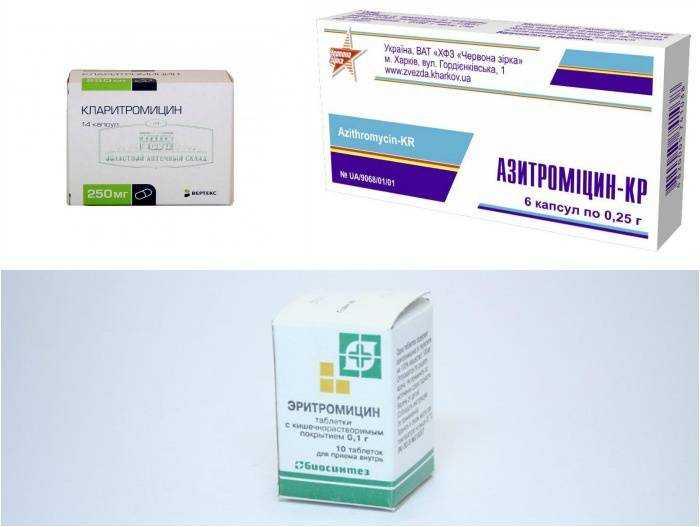 Антибиотик при простатите и уретрите