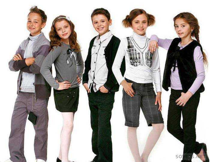 модная одежда для подростков на каждый день 6d03e47af9d3b