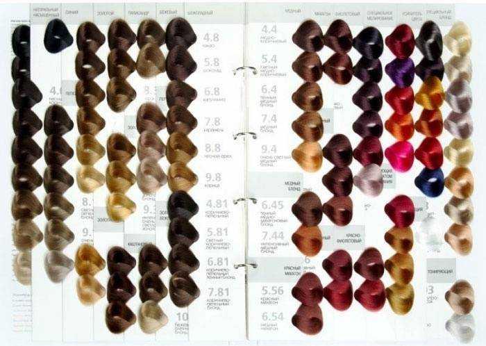 Фарба для волосся Естель - опис та відгуки  479f874740025