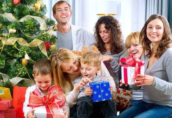 Праздник для детей на новый год дома